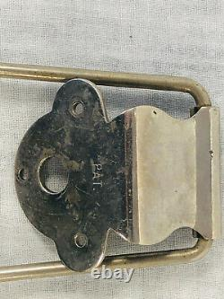 1953 Vintage Les Paul Gold Top Trapeze Nickle Plated Tail Piece
