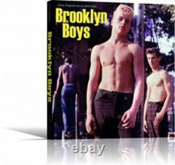 Brooklyn Boys les demi dieux vtg 50s NYC Beefcake Jock Muscle Male Physique gay