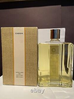 CARON Pour Un Homme Les Plus Belles Lavandes 13 1/2 Oz / 390 ml COLOGNE VINTAGE