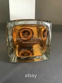 Chanel Beige Les Exclusifs Eau De Toilette Vintage 200ml