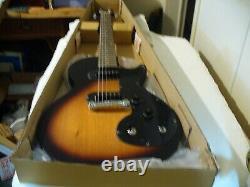 Epiphone Les Paul Sl Electric Guitar (vintage Sunburst) Very Nice USA Shipping