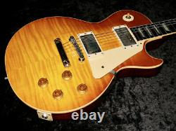 Gibson Custom Shop HC 59 Les Paul Standard Reissue VOS Vintage Lemon Fade, m1169