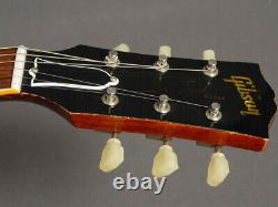 Gibson Les Paul 1959 Reissue withBigsby Lightly Aged Vintage Cherry Sunburst