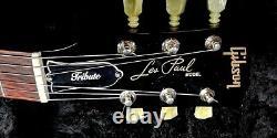 Gibson Les Paul 2021 Tribute, Cherry Sun Burst Vintage gloss, 490T 490R, new Case