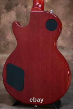 Gibson / Les Paul Special Tribute P90 Vintage Cherry Satin Electric Guitar