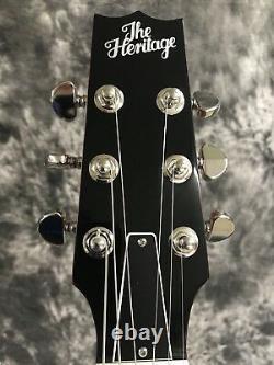 Heritage Standard H-150 Les Paul Electric Guitar (VCS) Vintage Cherry Sunburst
