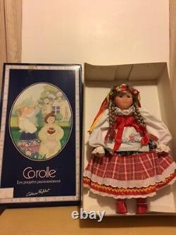 Les Poupees Catherine Refabert 21 Corolle Doll Swedish Tania-made in France