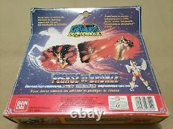 Les chevaliers du zodiaque 1987 bandai new pegasus pegase de bronze vintage toy
