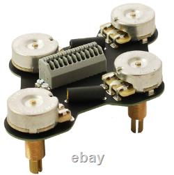 ObsidianWire Traditional Vintage 50's for Les Paul (Incl Switch)