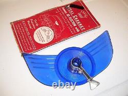 Original 1950s nos Coronet bi-Deflector auto vintage scta GM Ford Chevy ornament