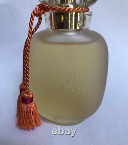 RARE ROSE FLAMENCO Les Parfums de Rosine Paris 100ml Eau De Parfum VINTAGE