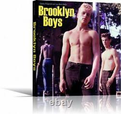 SIGNED Richard Bennett Brooklyn Boys RARE vtg NY les Demi Dieux beefcake gay art