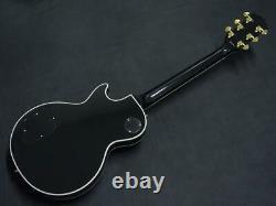Tokai Vintage Series LC136S Black beauty Les Paul custom Type Made in Japan