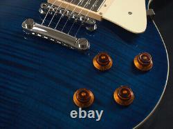 Tokai Vintage Series LS136F Indigo Blue Les Paul Type Made in Japan