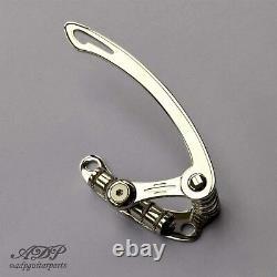 Tremolo Goldo LT2 Les Trem Flat Arm remplace StopTail LP ES SG Nickel TLT2N