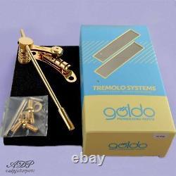 Tremolo LES TREM by Goldo (Goldeo) remplace StopTail, LP, ES SG Gold TLT1G