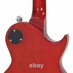 Vintage Brand Les Paul Afd Paradise Left Handed Slash Gnr Flamed Guitar