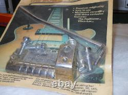 Vintage The Bowen Handle Tremelo Vibrato for Les Paul SG Tailpiece New Old Stock